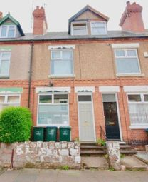 3 bed terraced house to rent in Collingwood Road, Earlsdon, Coventry CV5