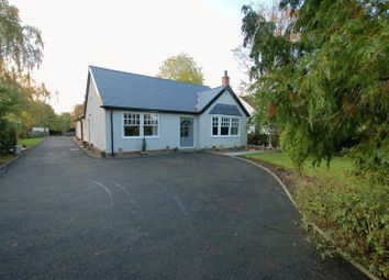Thumbnail 4 bedroom detached bungalow for sale in Western Way, Darras Hall, Newcastle Upon Tyne