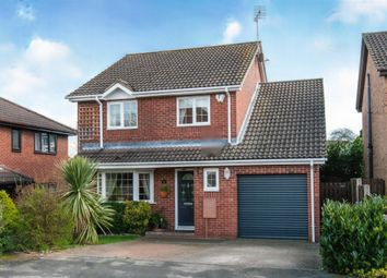 Thumbnail 4 bed detached house for sale in Seymour Avenue, Brandon