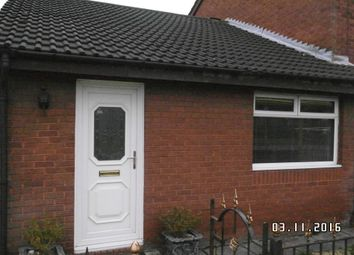 Thumbnail 2 bed bungalow to rent in Elephant Lane, Thatto Heath, St. Helens