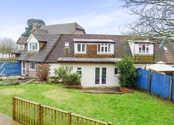 Thumbnail 3 bed cottage to rent in Casbrook Common, Braishfield, Romsey