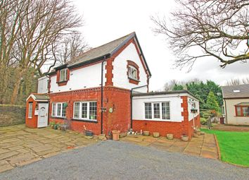 Thumbnail 4 bedroom detached house for sale in Fore Street, Lower Darwen, Darwen