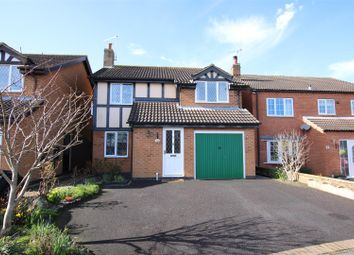 Thumbnail 3 bedroom detached house for sale in Westbeck, Ruskington, Sleaford