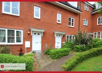 3 bed town house to rent in Ridgeway Place, Newport NP20
