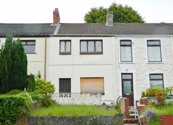 Thumbnail 2 bed terraced house for sale in Llangyfelach Road, Brynhyfryd, Swansea