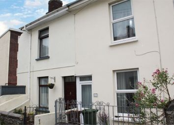 Thumbnail 2 bed end terrace house for sale in Bedford Street, Plymouth, Devon