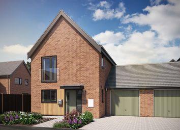Thumbnail 3 bed link-detached house for sale in Swans Nest, Brandon Road, Swaffham