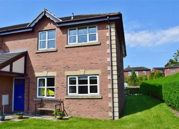 Thumbnail 2 bedroom flat for sale in Cromwell Mews, Archery Gardens, Garstang, Preston