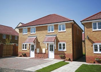 "Thumbnail 2 bedroom terraced house for sale in ""Ashford"" at Ponds Court Business, Genesis Way, Consett"