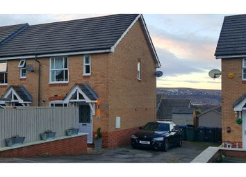 Thumbnail 2 bed end terrace house for sale in Tinkler Stile, Bradford