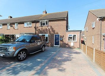 Thumbnail 4 bed end terrace house for sale in Greenway, Yeading