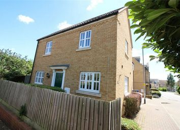 Thumbnail 2 bedroom semi-detached house for sale in Roman Way, Godmanchester, Huntingdon