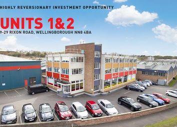 Thumbnail Light industrial for sale in Units 1&2, 9-29 Rixon Road, Finedon Road Industrial Estate, Wellingborough