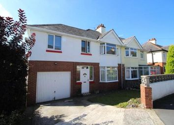 4 bed semi-detached house for sale in Paynsford Road, Newton Abbot, Devon TQ12