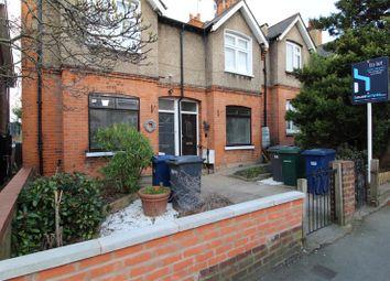 Thumbnail 3 bed flat to rent in Brunswick Park Road, London, London