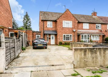 Thumbnail Semi-detached house for sale in Burke Close, Ipswich