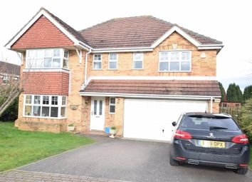 Thumbnail 5 bed detached house for sale in Kings Croft, Ealand, Scunthorpe