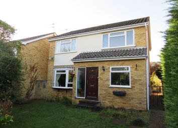 Thumbnail 4 bed detached house for sale in Nightingale Drive, Taverham, Norwich