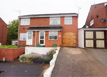 Thumbnail 3 bedroom semi-detached house for sale in Hollyhouse Drive, Alfreton