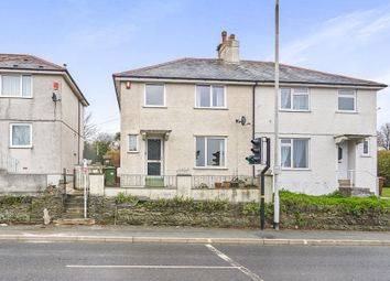 Thumbnail 3 bedroom semi-detached house for sale in Wolseley Road, Plymouth