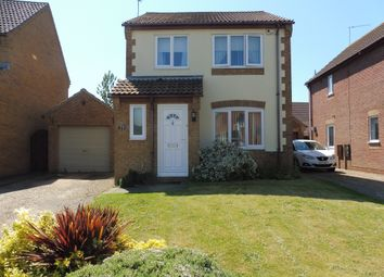Thumbnail 3 bedroom detached house for sale in Longbeach Drive, Carlton Colville, Lowestoft
