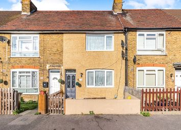 Thumbnail 3 bed terraced house for sale in Cornwallis Avenue, Gillingham