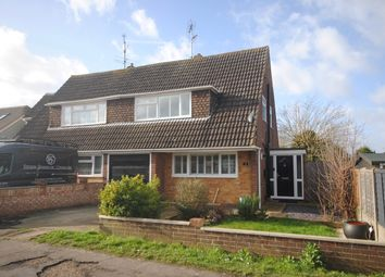 3 bed semi-detached house for sale in Baddow Hall Crescent, Great Baddow, Chelmsford CM2