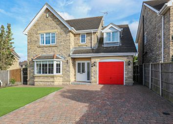 Thumbnail 4 bed detached house for sale in Manor Farm Court, Rose Way, Killamarsh