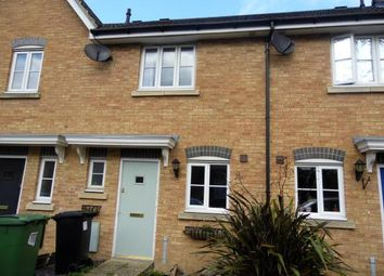 Thumbnail 2 bed terraced house for sale in Lacock Gardens, Maidstone, Kent, .