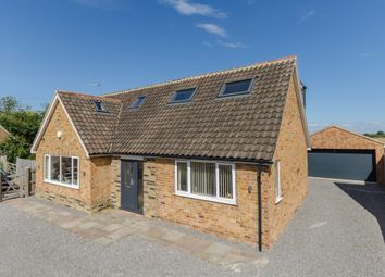 Thumbnail 4 bed detached bungalow to rent in The Ridings, Wetherby Road, Rufforth, York