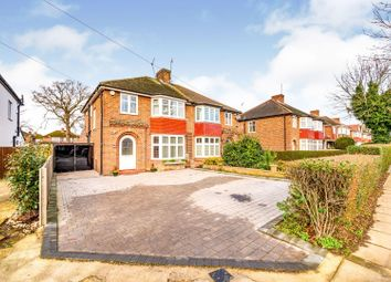 Thumbnail 4 bed semi-detached house for sale in Firs Drive, Hounslow