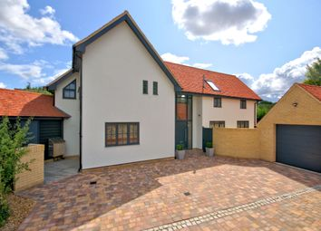 Thumbnail 3 bed detached house for sale in Haslingfield Road, Barton, Cambridge