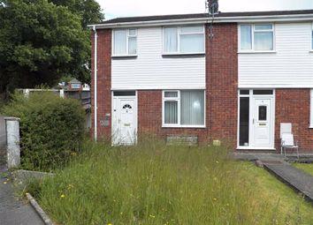 Thumbnail 2 bed end terrace house for sale in Isgraig, Graig, Burry Port