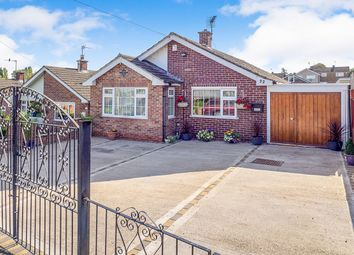 Thumbnail 3 bed bungalow for sale in Norman Drive, Eastwood, Nottingham