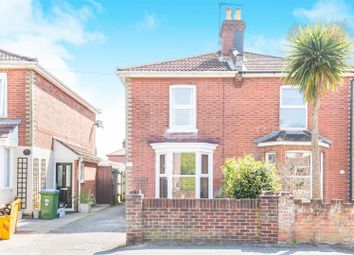 Thumbnail 3 bedroom semi-detached house for sale in Pinegrove Road, Southampton