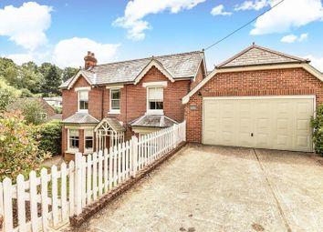 Thumbnail 4 bed detached house for sale in School Road, Bursledon, Southampton