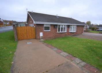 Thumbnail 2 bed semi-detached bungalow to rent in Bardney Road, Hunmanby, Filey