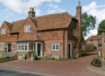 Thumbnail 3 bed semi-detached house for sale in High Street, Otford, Sevenoaks