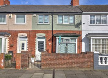 3 bed terraced house for sale in Newby Road, Grimsby DN31