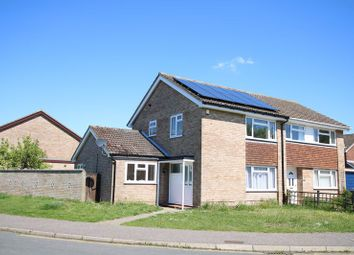 Thumbnail 3 bed semi-detached house to rent in Arden Grove, Hellesdon, Norwich