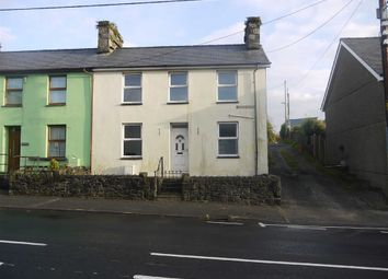 Thumbnail 3 bed end terrace house for sale in Griffin Terrace, Penrhyndeudraeth