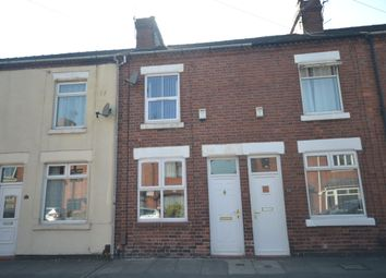 Thumbnail 2 bed terraced house for sale in Fielding Street, Stoke-On-Trent