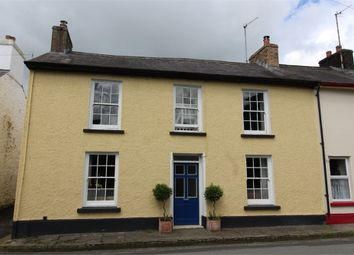 Thumbnail 4 bed end terrace house for sale in Cwm House, Cilycwm, Llandovery, Carmarthenshire