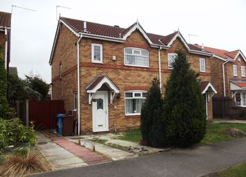 Thumbnail 3 bed semi-detached house to rent in Harbour Way, Victoria Dock, Hull, East Yorkshire