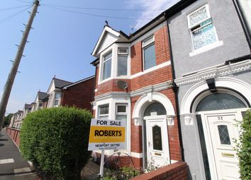 Thumbnail 3 bedroom property for sale in Marlborough Road, Newport