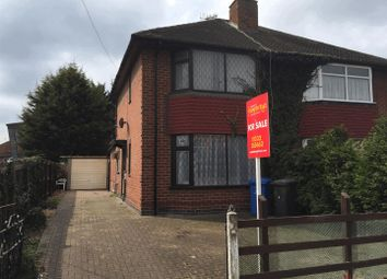 Thumbnail 2 bedroom semi-detached house for sale in London Road, Alvaston, Derby