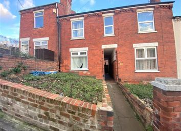 3 bed terraced house for sale in Bernard Street, Lincoln LN2
