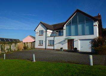 Thumbnail 4 bedroom detached house for sale in Dudley Way, Westward Ho!, Bideford