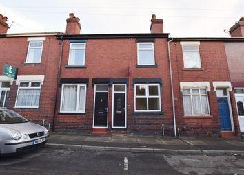Thumbnail 3 bed terraced house to rent in Clare Street, Basford, Stoke-On-Trent