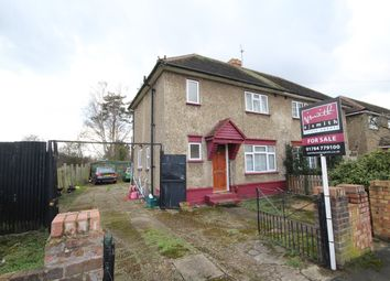 Thumbnail 3 bed semi-detached house for sale in Hythe Field Avenue, Egham